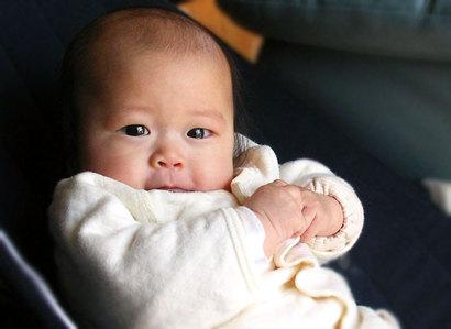 4ヶ月半の赤ちゃんの遊び