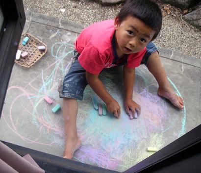 子どもの表現、生き生き、のびのびしてる?
