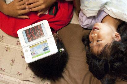 子どもにゲーム機を買う
