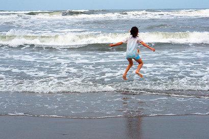 懐かしい海