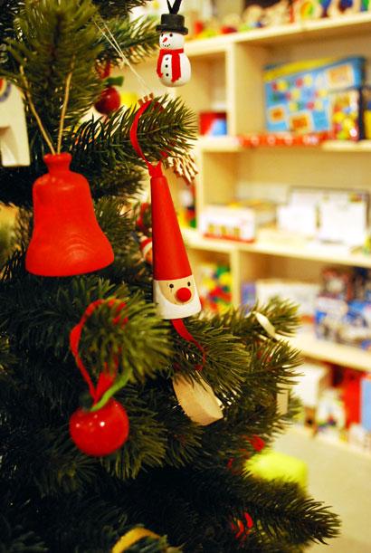 かばんねこのクリスマス!では、こんなサンタさんにも、会えますヨ^^