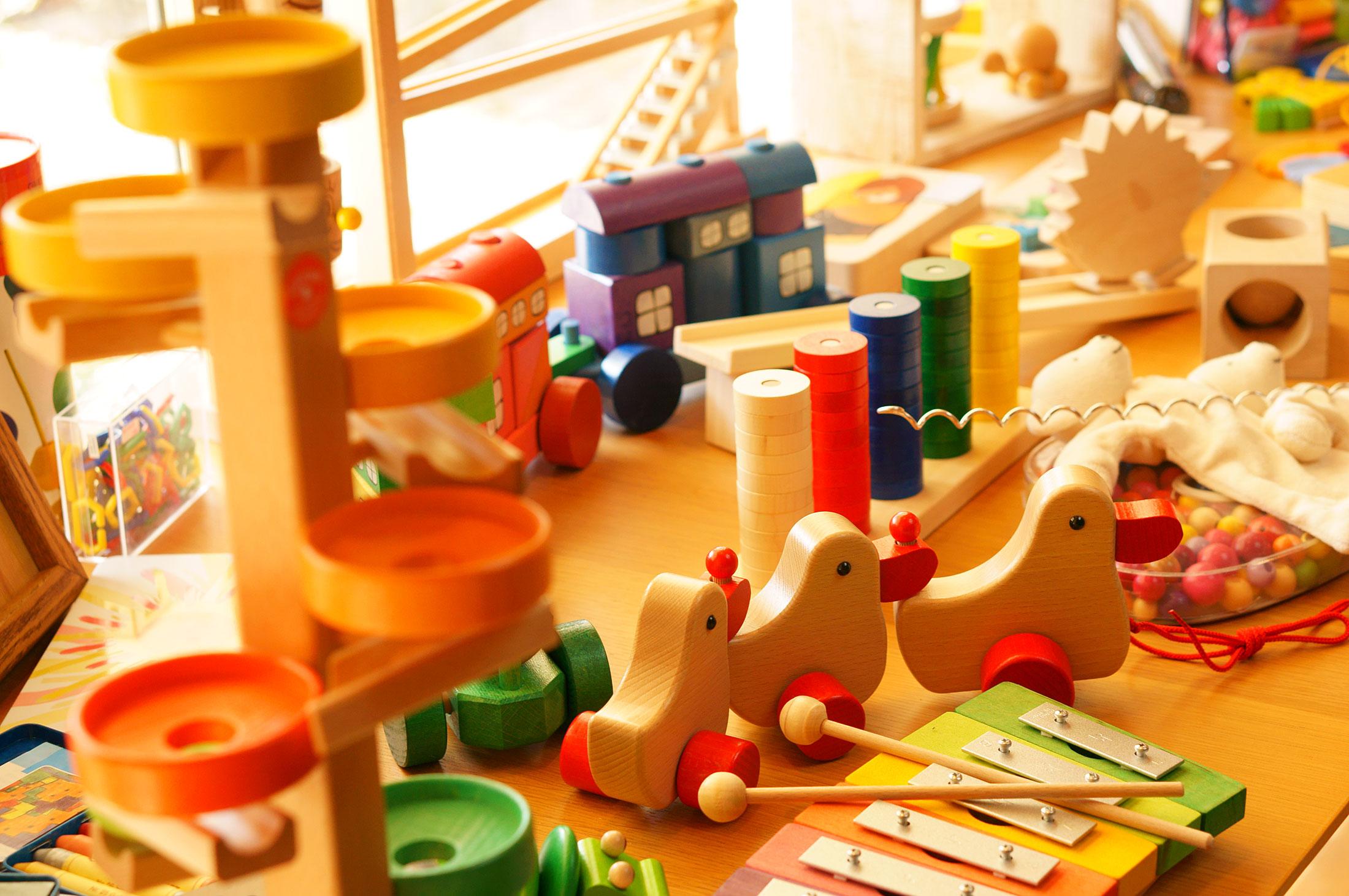 群馬県桐生市 木のおもちゃの専門店 かばんねこ