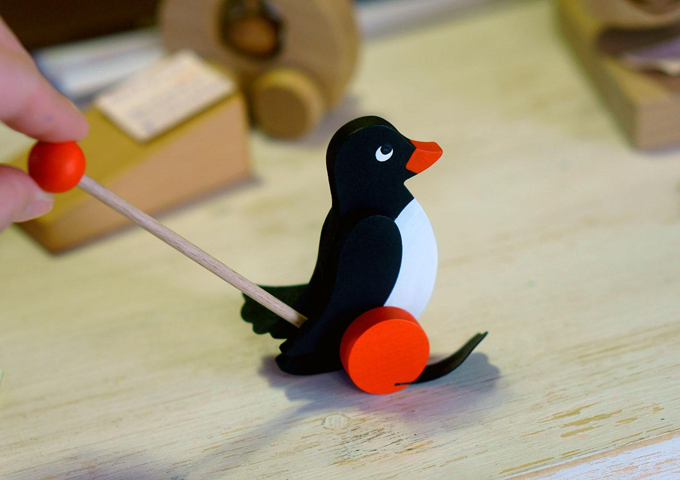 ぺたぺたペンギン