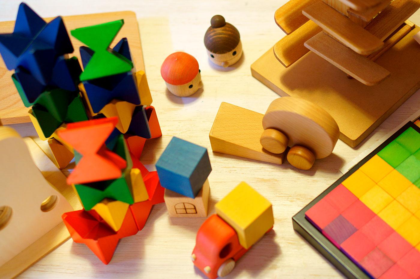 おもちゃの広場&おもちゃと育ちのお話会
