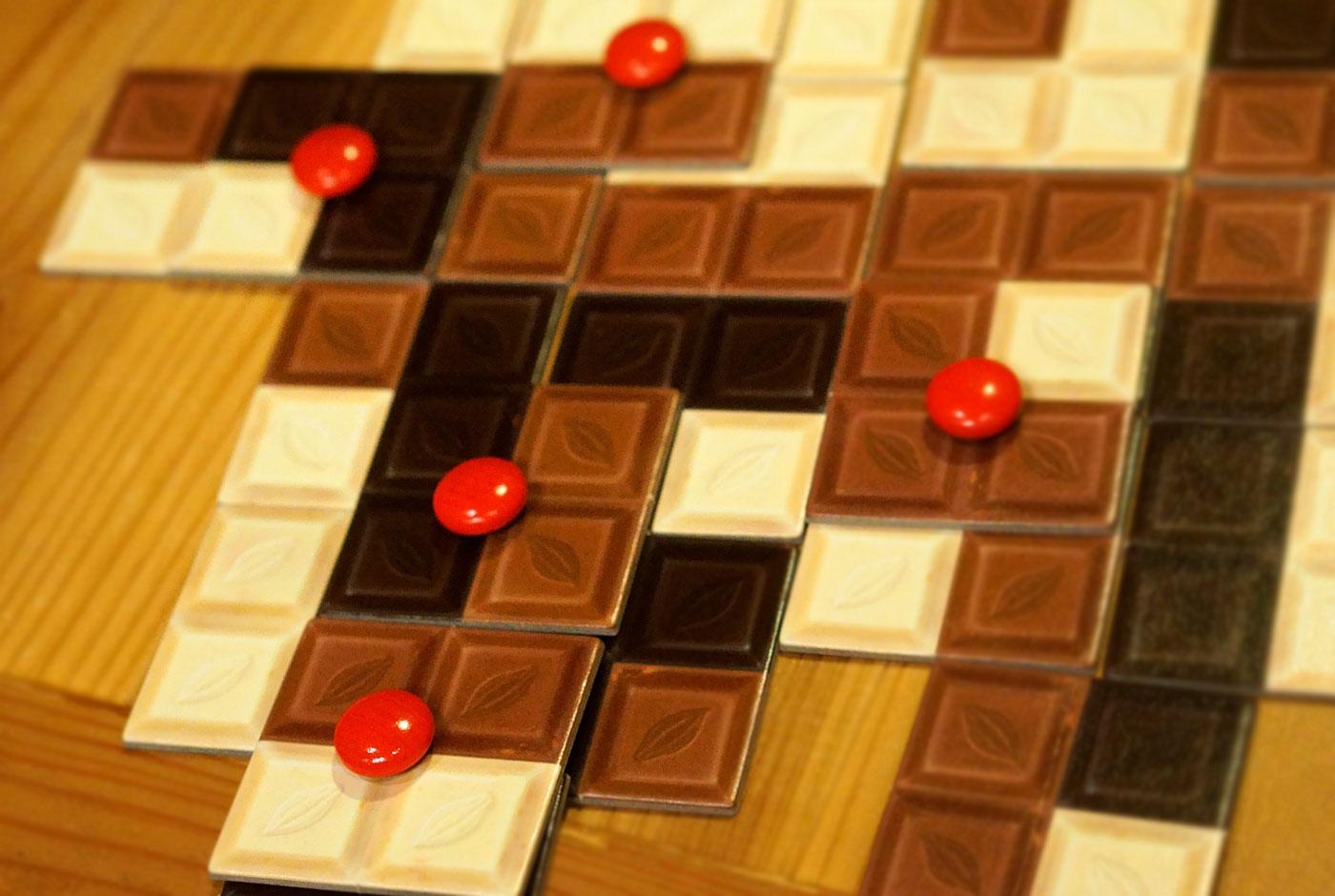 アナログゲーム ショコリー