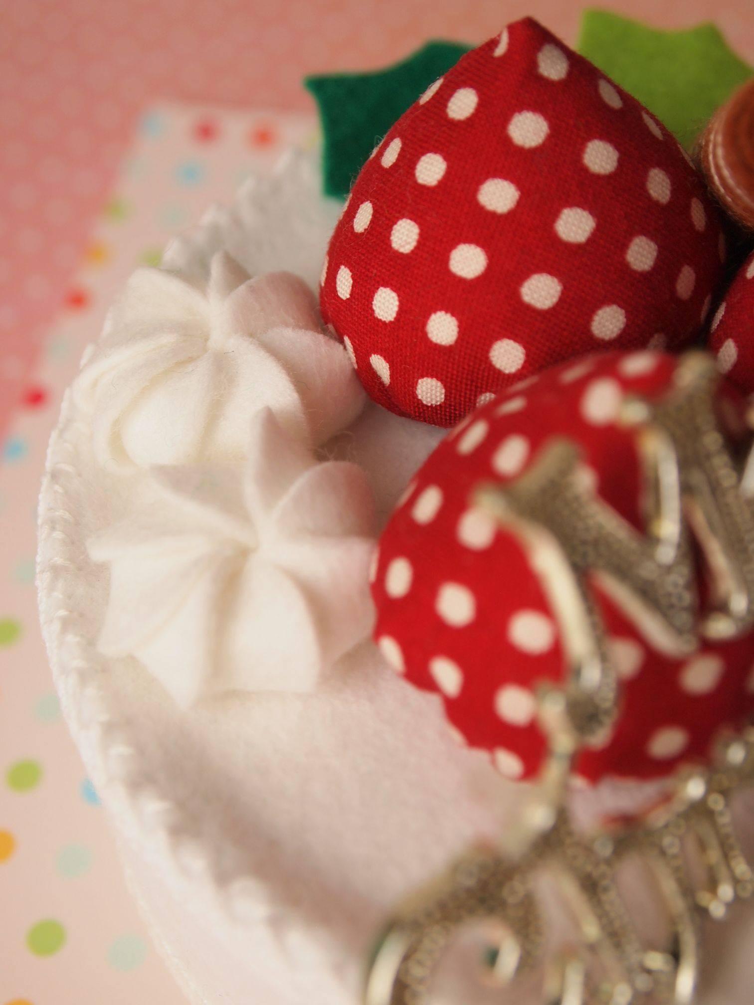 大人おままごとの会 ひみつのクリスマスケーキ