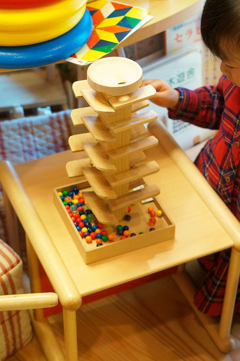 おもちゃの広場 リズムタワー