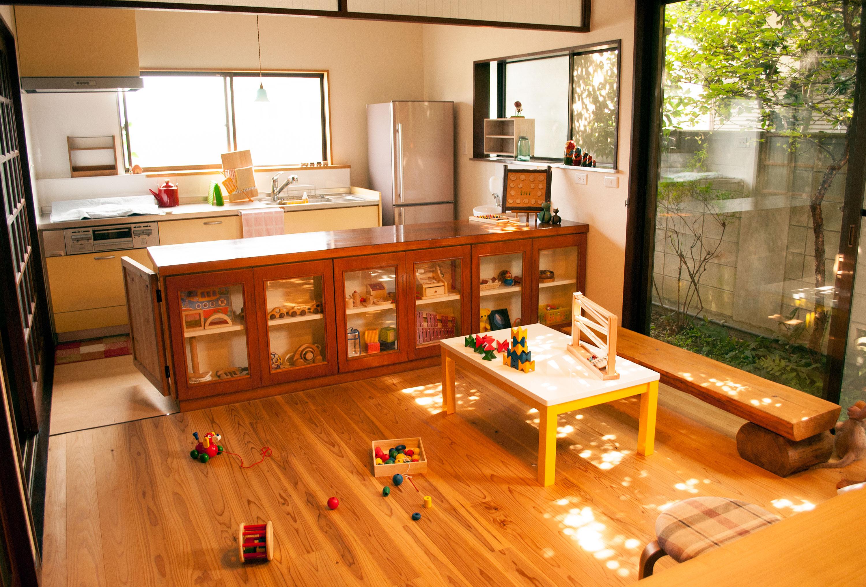 かばんねこのキッチン付きレンタルスペース
