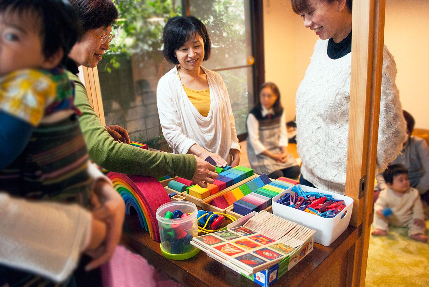 子どもの育ちと遊びの講座@かばんねこ