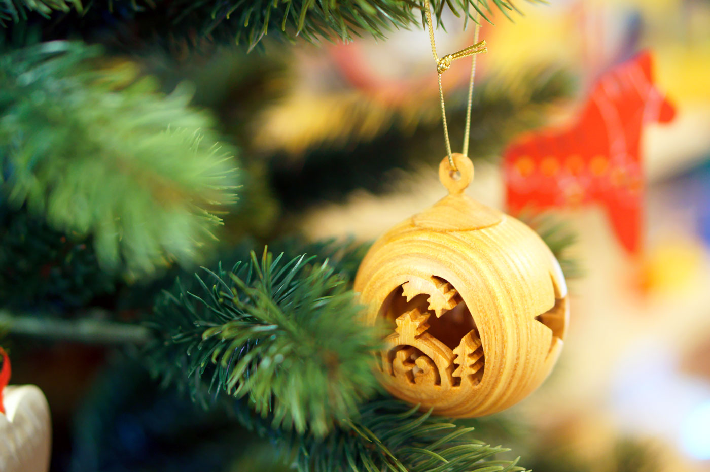 グローバルトレード社 クリスマスツリー かばんねこのクリスマス