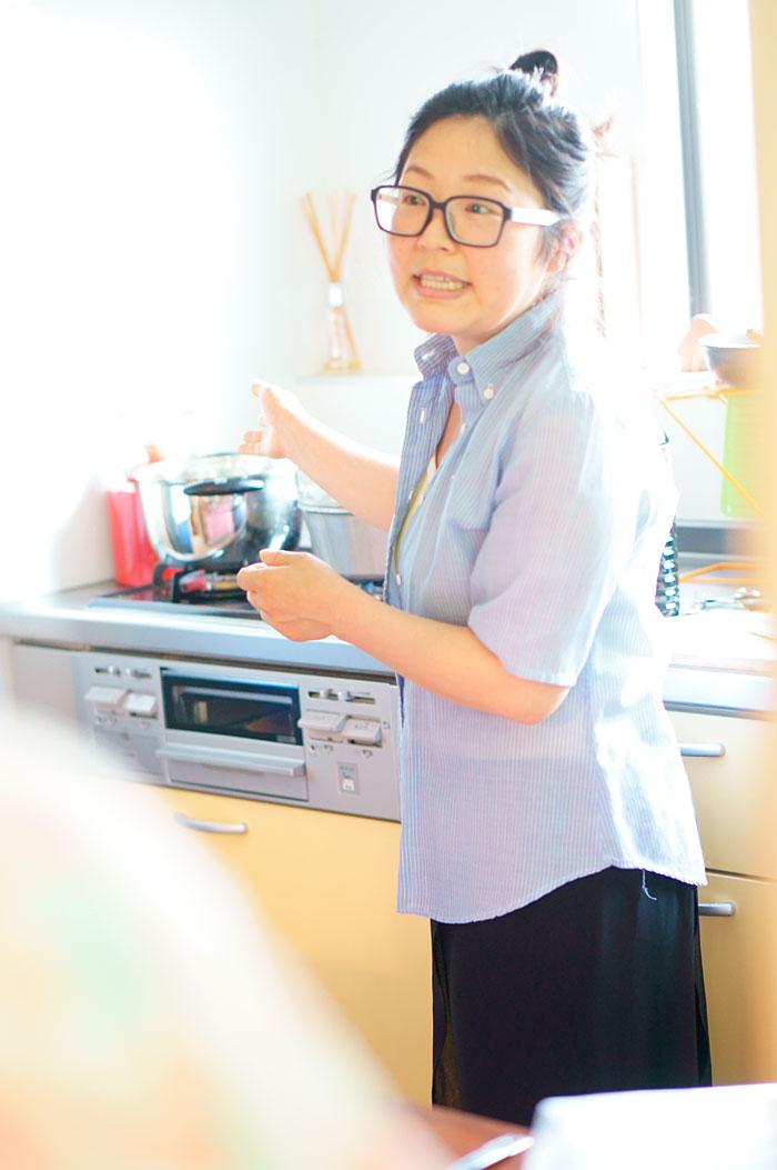 かばんねこ レンタルスペース&キッチン 料理講座