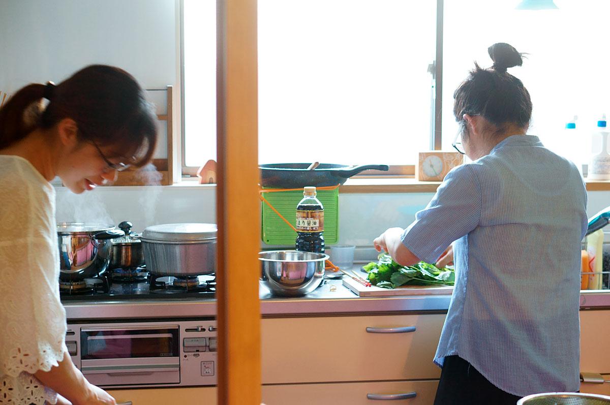 かばんねこレンタルスペース&キッチン 料理教室