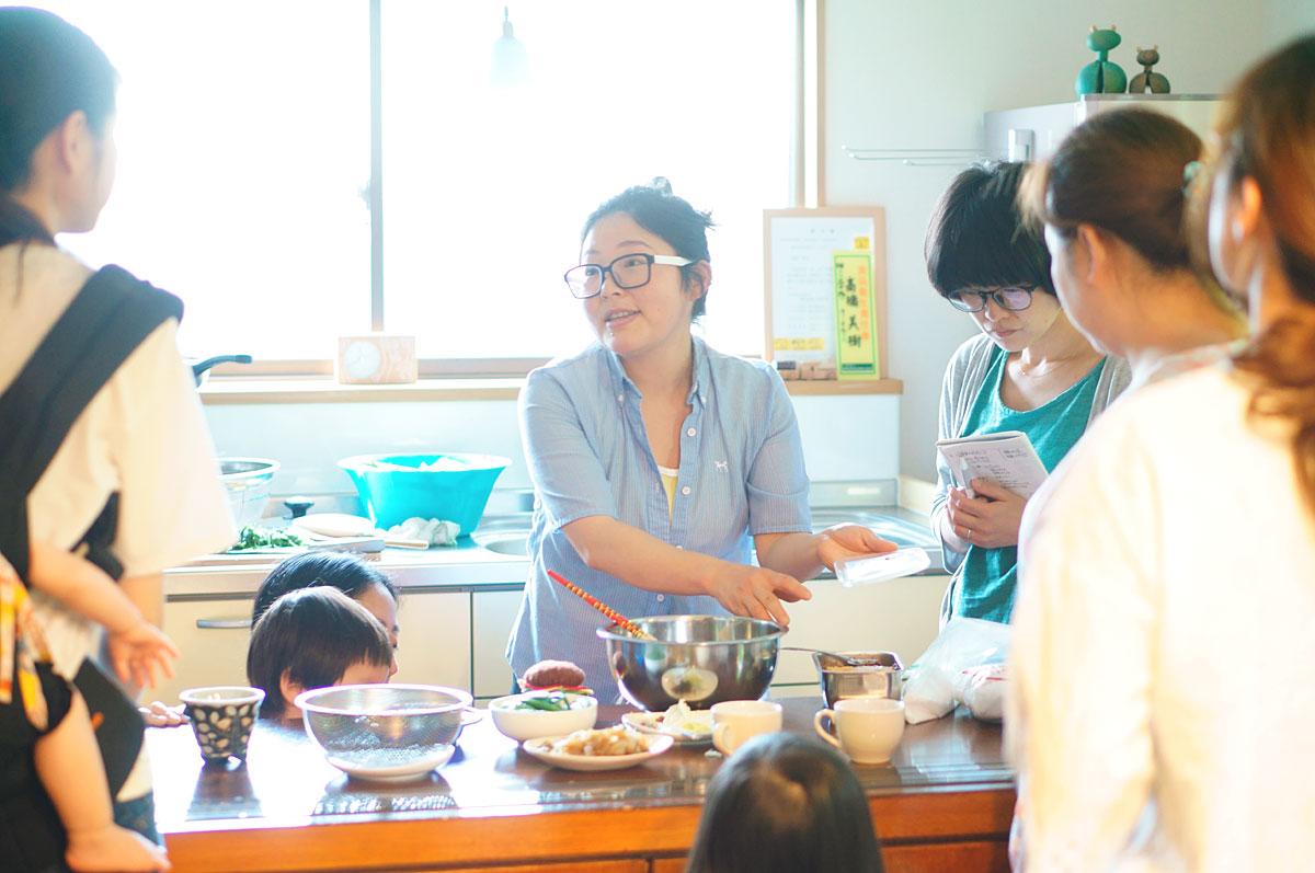 かばんねこ レンタルスペース&キッチン 料理教室