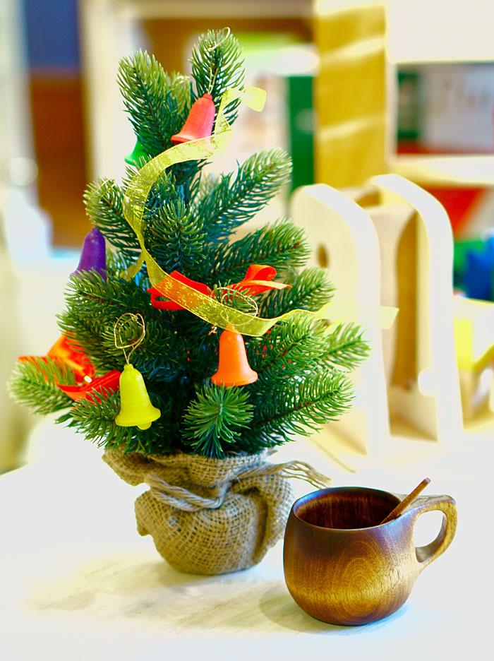 RSグローバルトレード社のクリスマスツリー ミニツリー