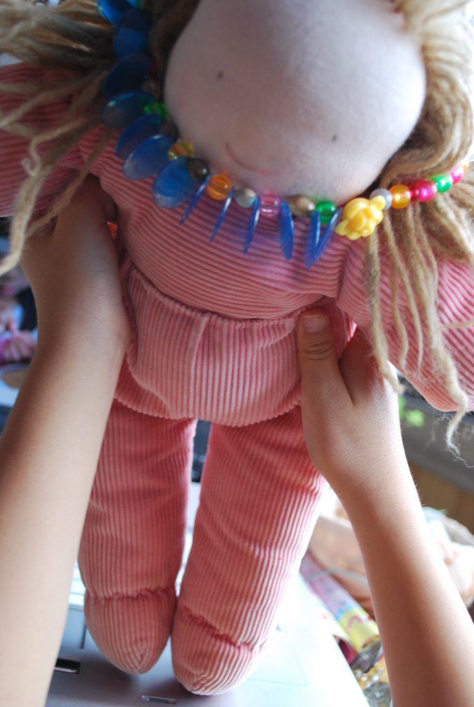 ウォルドルフ人形 作ろう